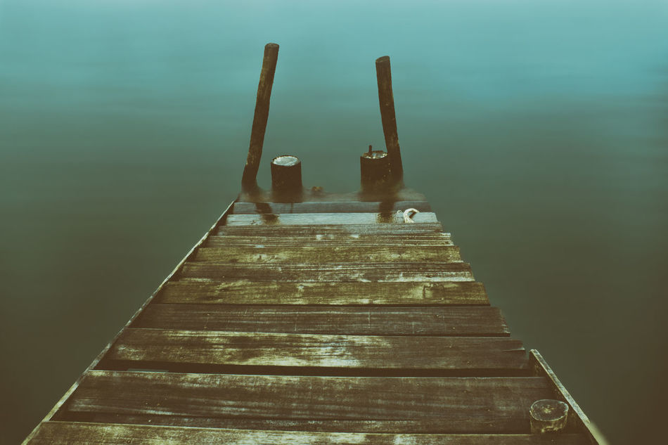 Nowhere to go Pier Water Jetty Lake Nature End Calm Calm Sea Long Exposure Turquoise Turquoise Water Shades Of Blue Shades Of Green  Bluish Green Quiet Moments Quiet Places Meditation Place Wooden Structure EyeEm Best Shots EyeEm Nature Lover EyeEm Best Shots - Nature EyeEm Best Edits EyeEm Best Shots - Landscape Abandoned Places The Week On Eyem
