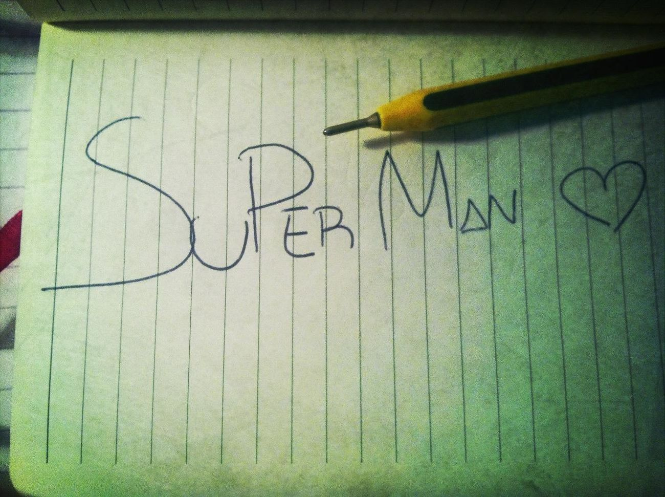 Always love my Super Man <3
