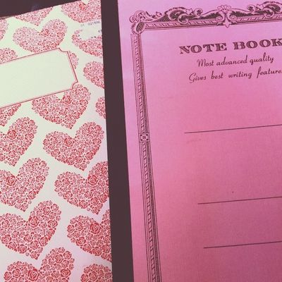 new in: notebooks (among other things.....) ??