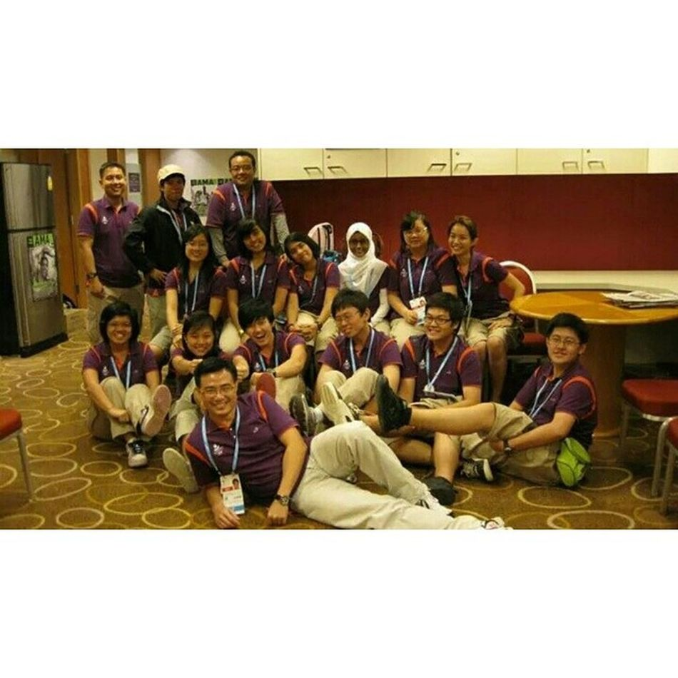 When was the last time you were so carefree in doing things? I miss YOG that was held 4 years ago! YOG Sg Olympics Chaperone