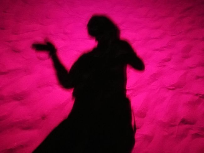Silhouette Pink Color Shadow Night People Human Body Part One Person Red Adult Outdoors EyeEm Selects EyeEmNewHere Beach Pink Music Human Hand Musician Adults Only One Woman Only Notte Rosa Riviera Romagnola Mix Yourself A Good Time Berlin Love Your Ticket To Europe The Week On EyeEm