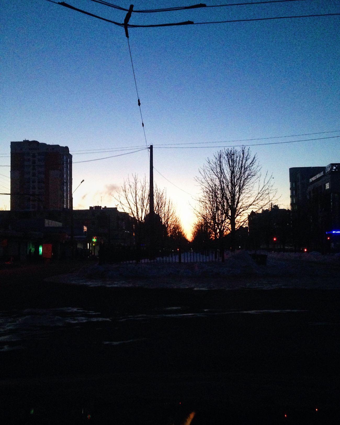 Рассвет утро рассвет Полтава украина First Eyeem Photo