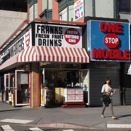 Landscape Brooklyn People