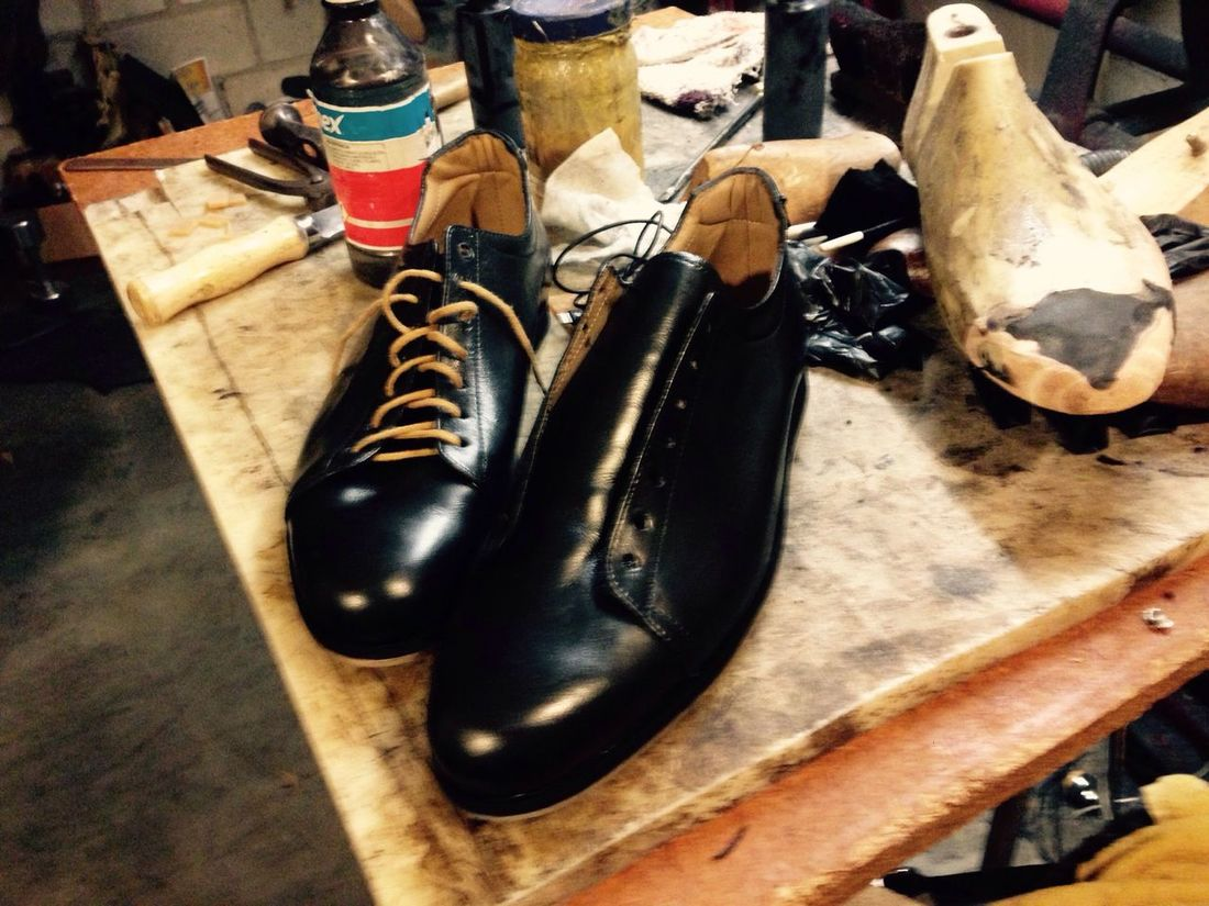 Shoes Tijuana Almost Done Custommade Sneaker