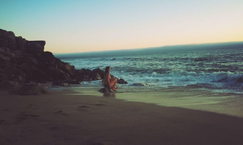 Soul CleansingTraveling Enjoying Life HalfMoonBay California Dreaming Sunset California Coast Great Outdoors With Adobe The Great Outdoors - 2016 EyeEm Awards Photo Jurnalist Eyem 2016 People Of The Oceans Girl Power