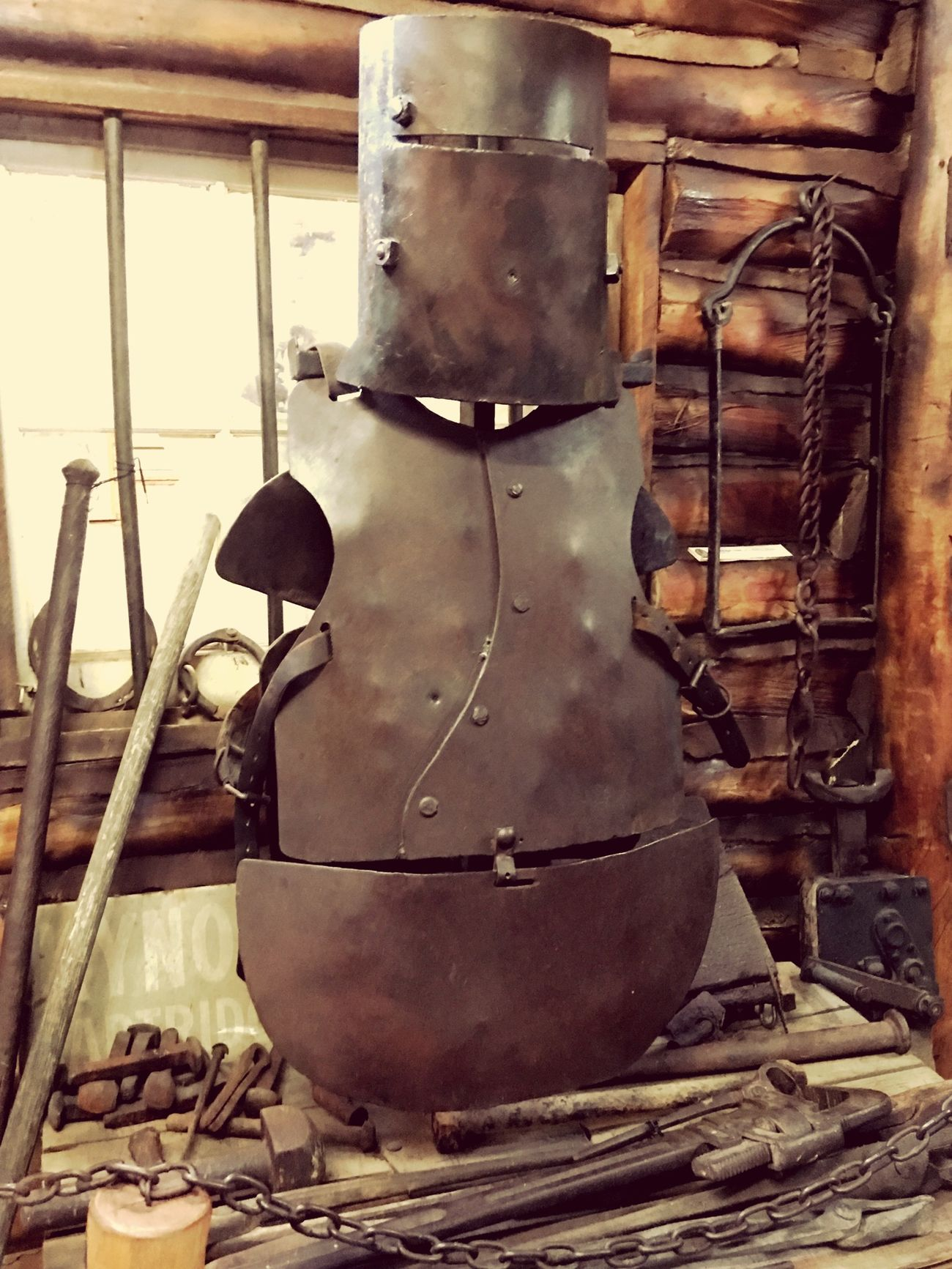 Ned Kelly Armor Museum