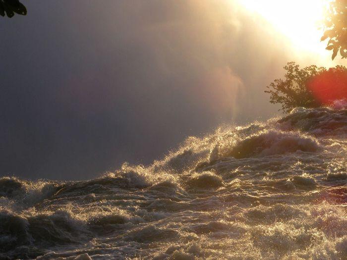 #beauty #rapids #sunkiss #VictoriaFalls #waterfall #eye4photography #sun #sunset #wow #nature #sky #zambia Landscape #Nature #photography Sunset #sun #clouds #skylovers #sky #nature #beautifulinnature #naturalbeauty #photography #landscape First Eyeem Photo