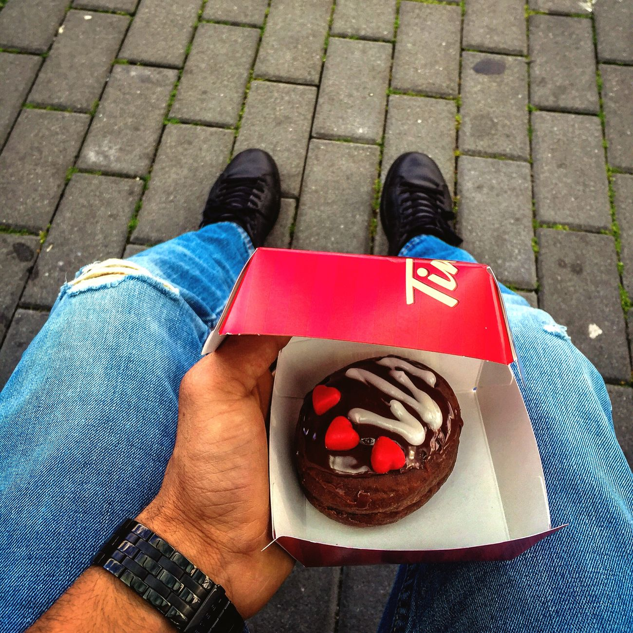 Donuts Timhortons Loveit Vancouver