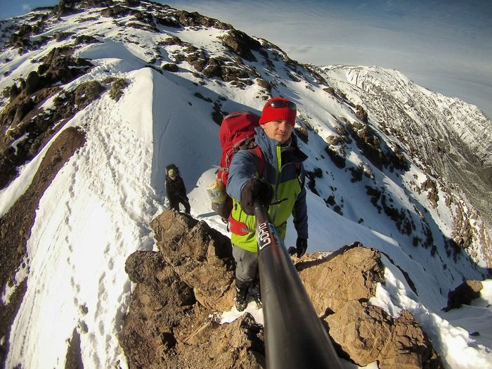 Cerro Provincia Invernal First Eyeem Photo