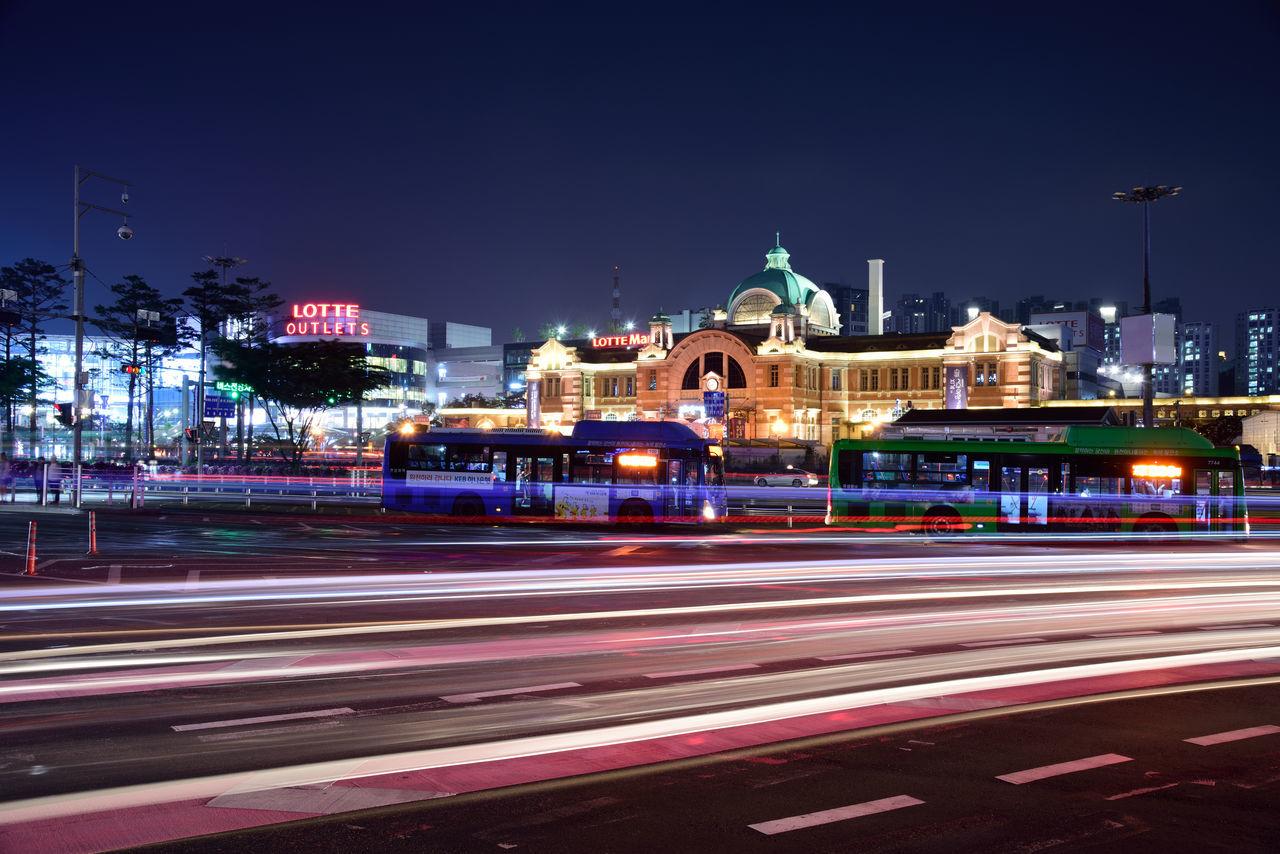 Night Photography Nightphotography Seoul Station Seoul, Korea Street Street Photography Streetphotography