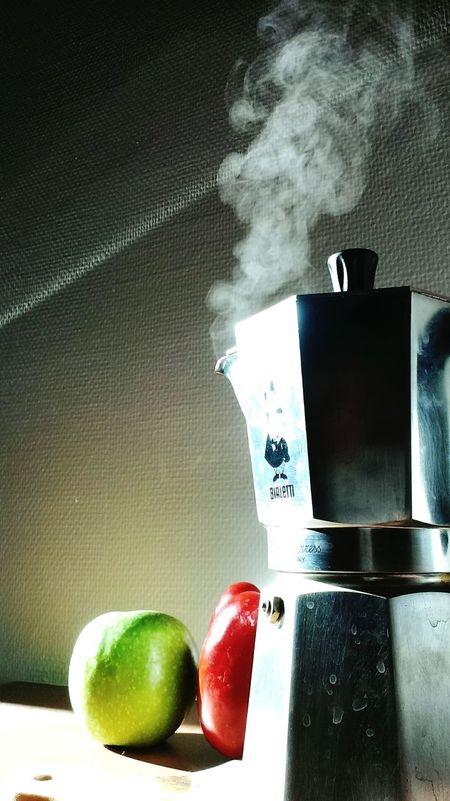 Cafe Time, Apple Goodmorning