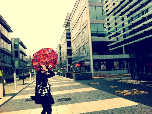 umbrella by kerol.