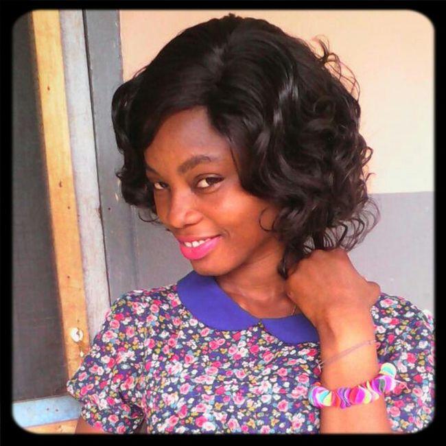 She is also good for radio presenter in fafa radio station in Ghana in the Volta region ketu north Dzodze.