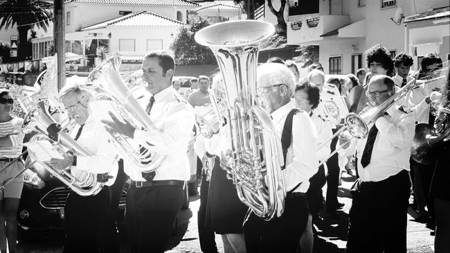 The Band... Monocrhome My Monochrome World Eyeem Monochrome Monochrome _ Collection