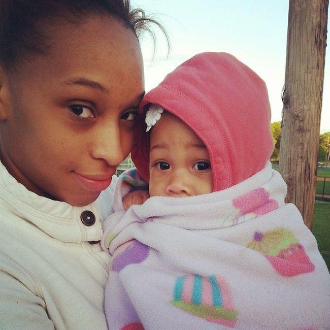 Alexis and Kaori Finchpark Bundledup