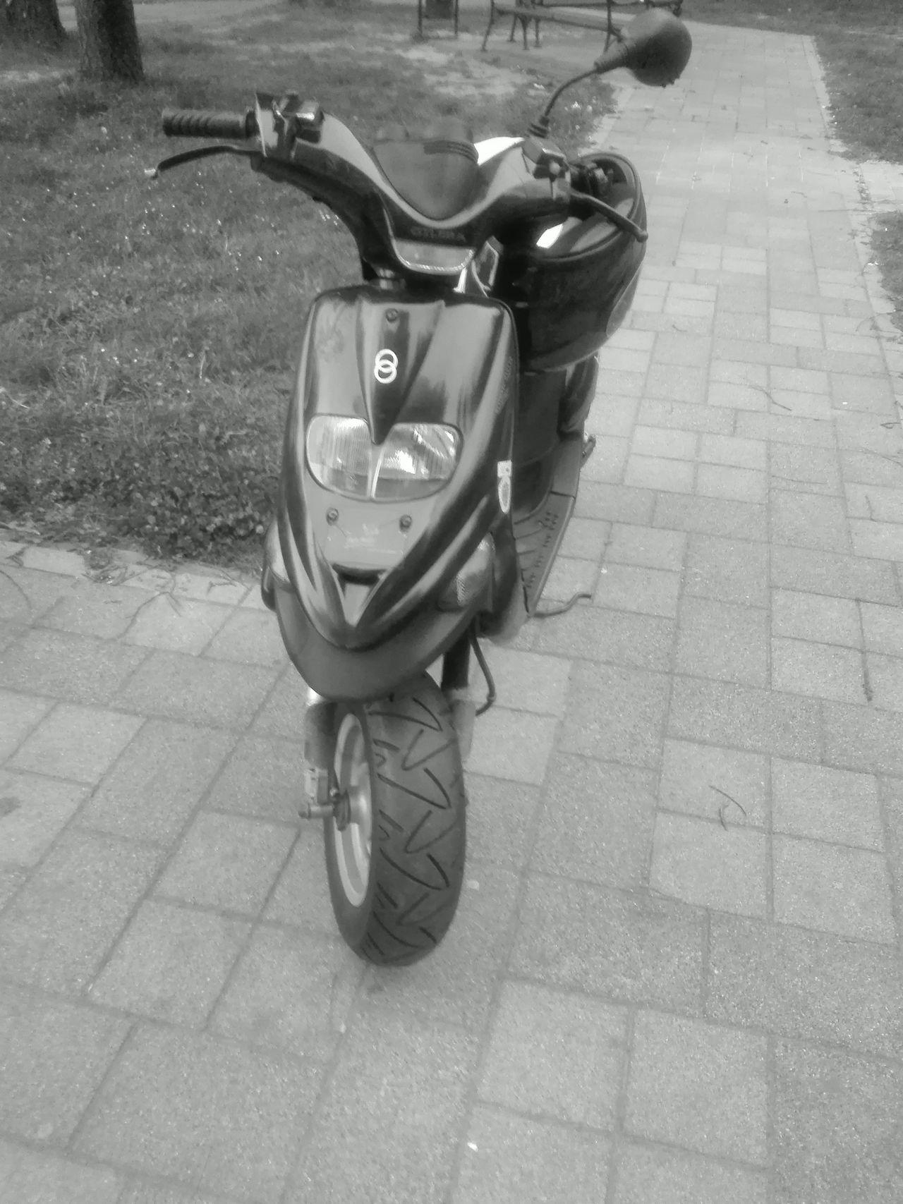 Gilera Stalker Zala Scooter Motorbike