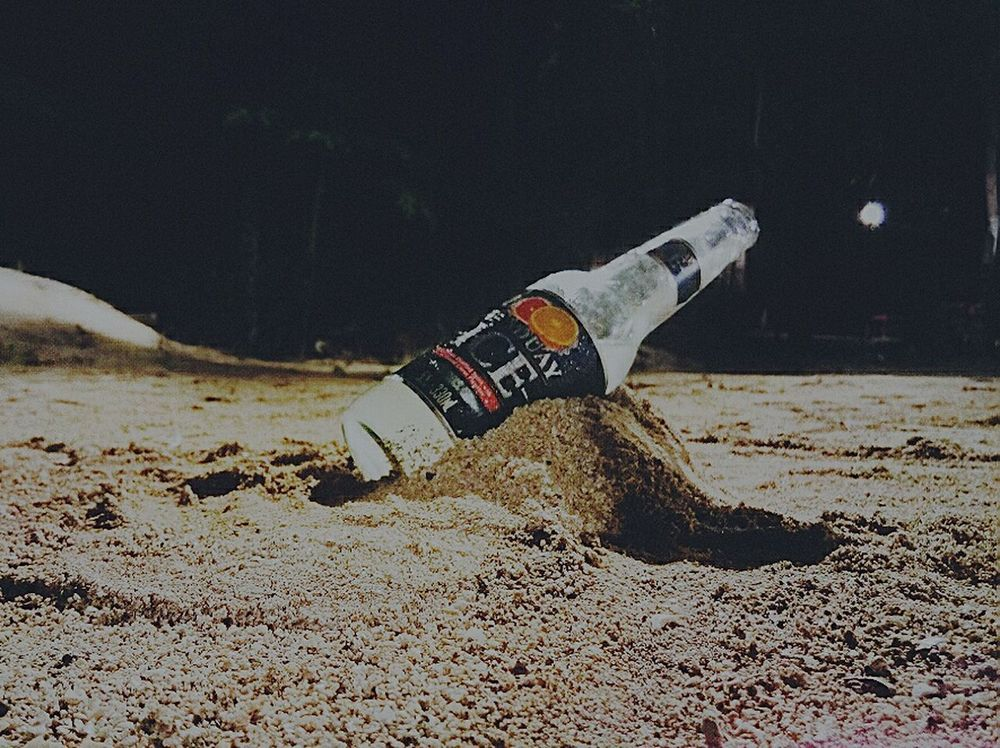 lets drink to that 🍺 LetsGetDrunk Letsgetwasted Tanduayice Tanduayicegaming Beach Nature Outdoors Sand Unwinding