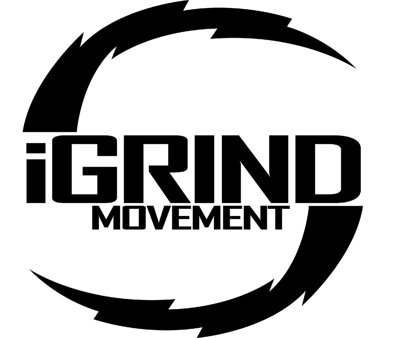 NEW IGRINDMOVEMENT LOGO.... 2013 NEW YEAR NEW MONEY!!!