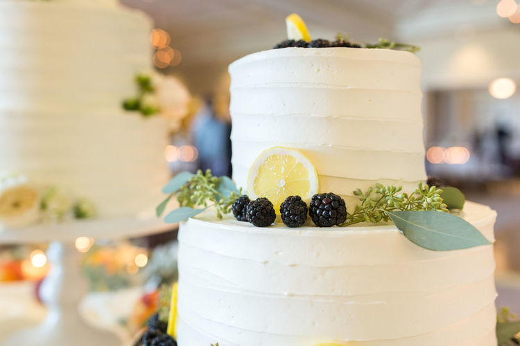 Blackberries Blackberry Close-up Focus On Foreground Freshness Gold Indulgence Lemon Lemons Luxury Minette Hand Photography No People Selective Focus Southern Still Life Wedding Cake