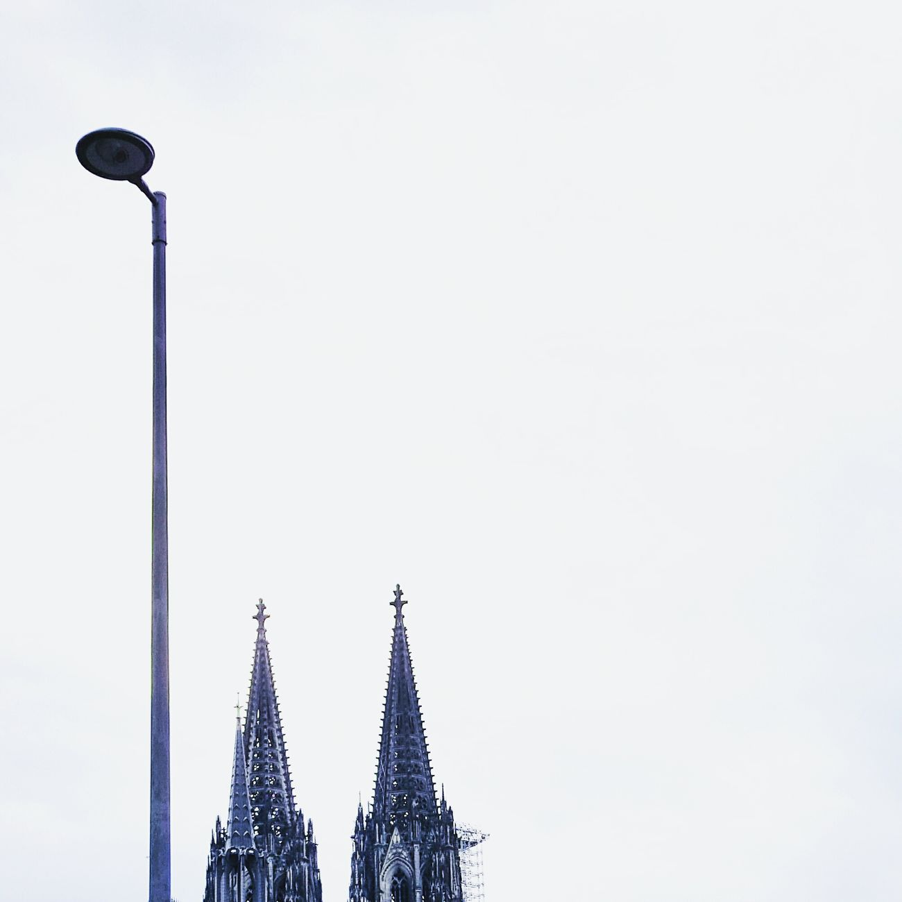 Urban Highinthesky Cologne Köln Cathedral City Life Cityscape Arhitecture Urban Structures