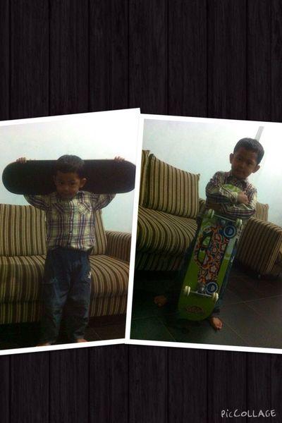 Hello World Hi! My Son <3 Luv U'R.. Model