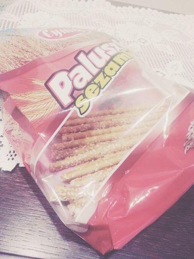 Mniam♡ Paluszki Sezamki Pyycha 🎈👻