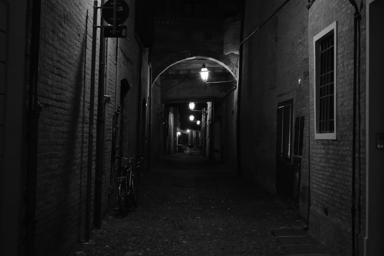 the way forward, architecture, built structure, corridor, building exterior, no people, illuminated, indoors, day