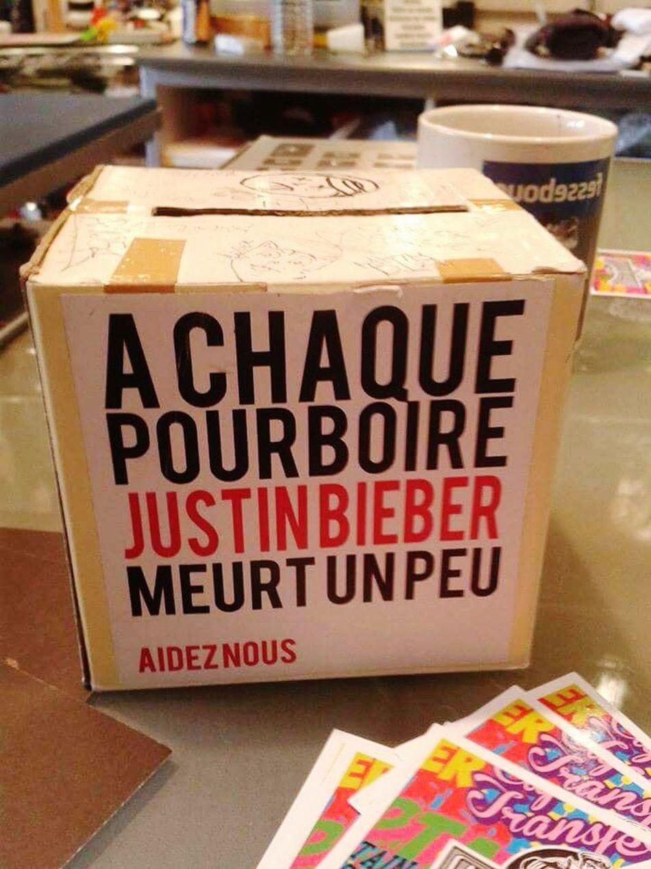Ironía Pourboire Paris