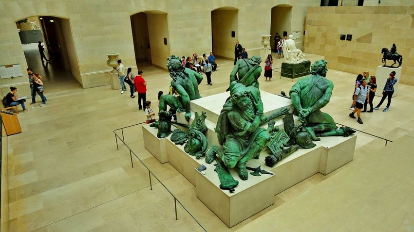 Musée du Louvre Paris Eye4photography  Things That Are Green Shootermag AMPt_community
