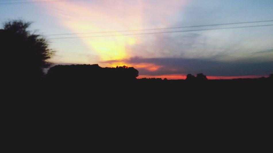 Sunset Nature Sky