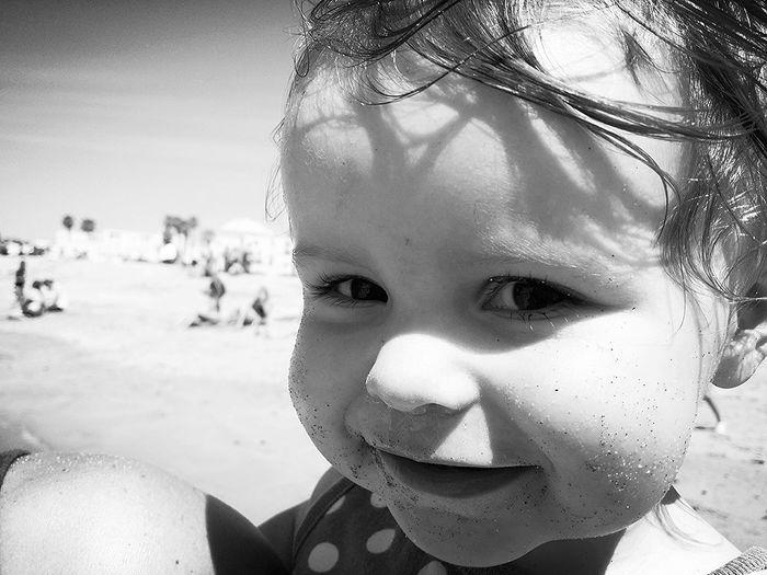 Long Lashes Beach Baby Peanut Sandytoes Sandy Face Soulful Eyes Huntington Beach Showcase: November