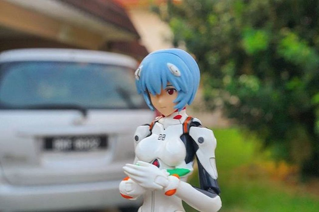 It's getting dark in the evening.. Enough time to try out some outdoor shots 😁 😁 😁 Evangelion Figma Ayanamirei Reiayanami Evangelion2 Evangelion3 Figmagram Figmania Figmamalaysia Figmas Toysnapshot Kualalumpur Toyphotographers Toyinstagram Toyphotographer Xperia_knight Malaysia Toyphotography Toymalaysia Petalingjaya