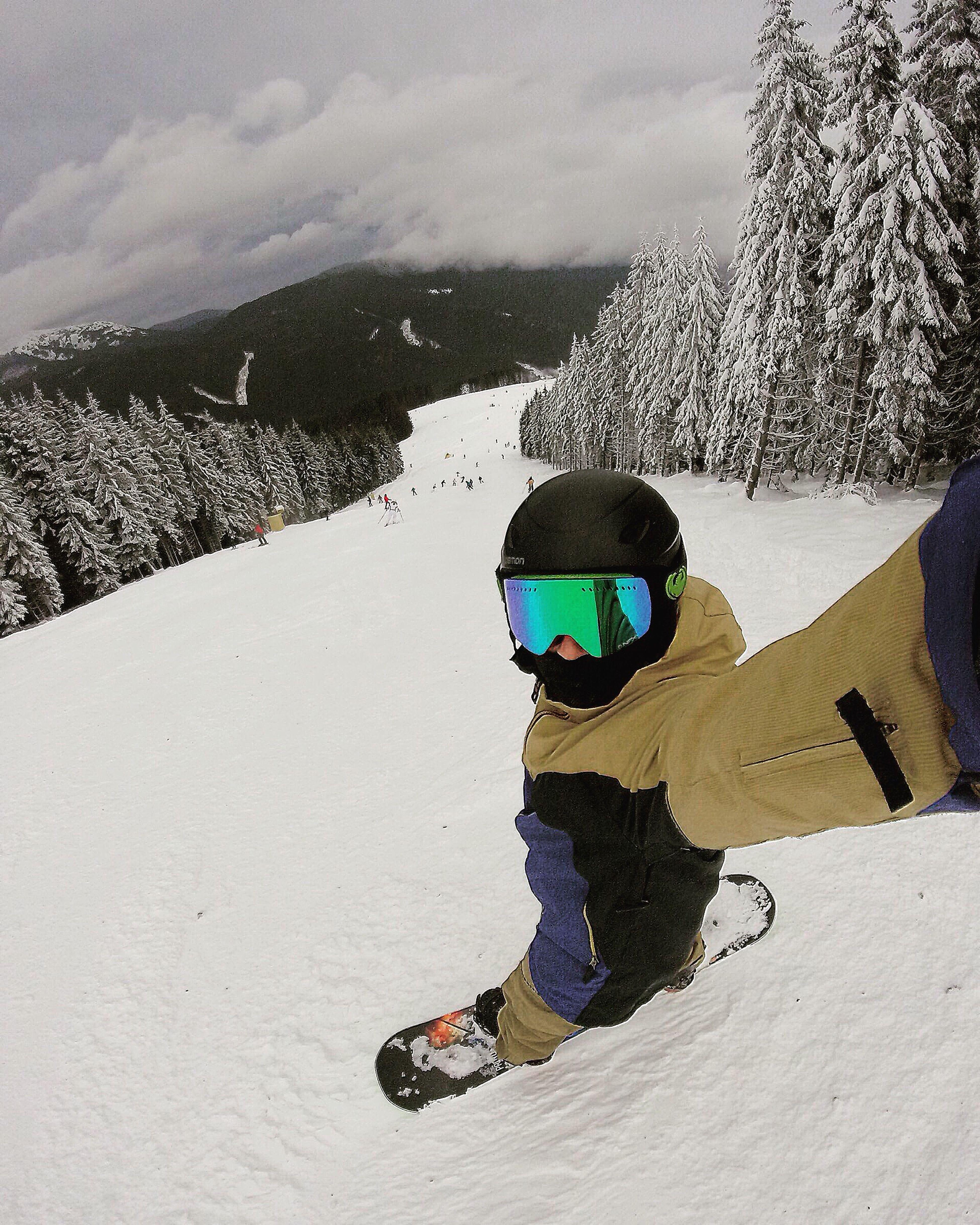 First Eyeem Photo Snowboarding Snowboard Mountains Mountains 686  Nvrsmr