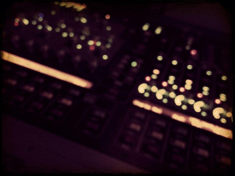 Mixing Sound
