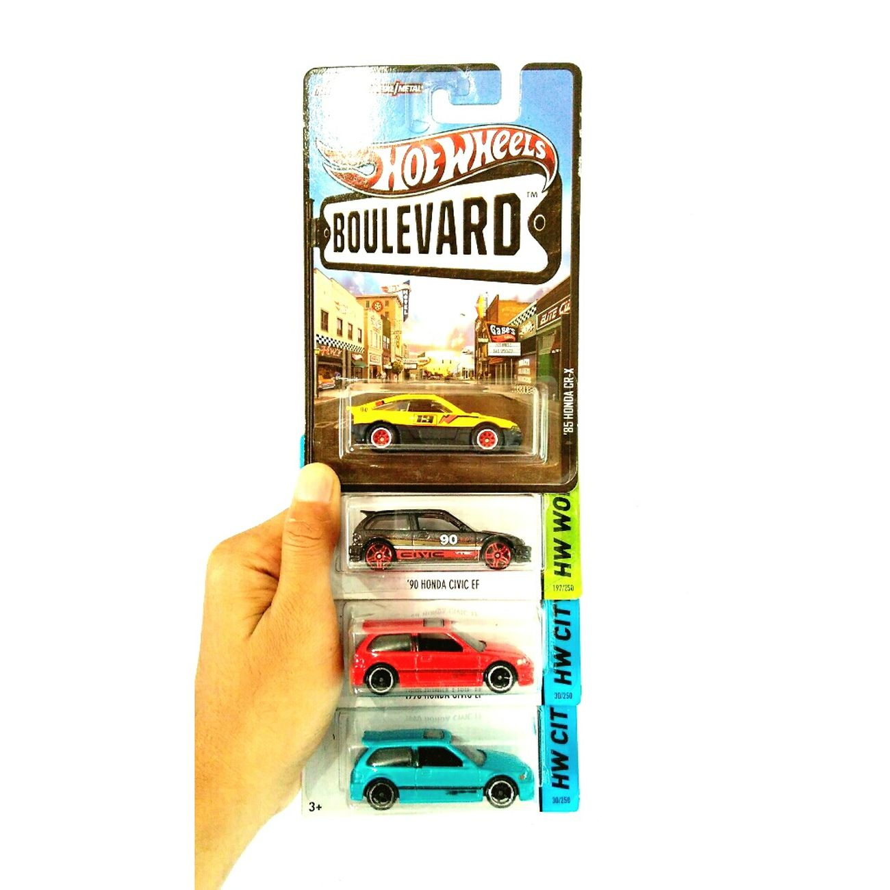 Hot Hatch! Honda Civic HotWheels Collector HotWheels