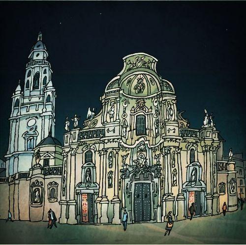 Catedral Murcia ( Spain)