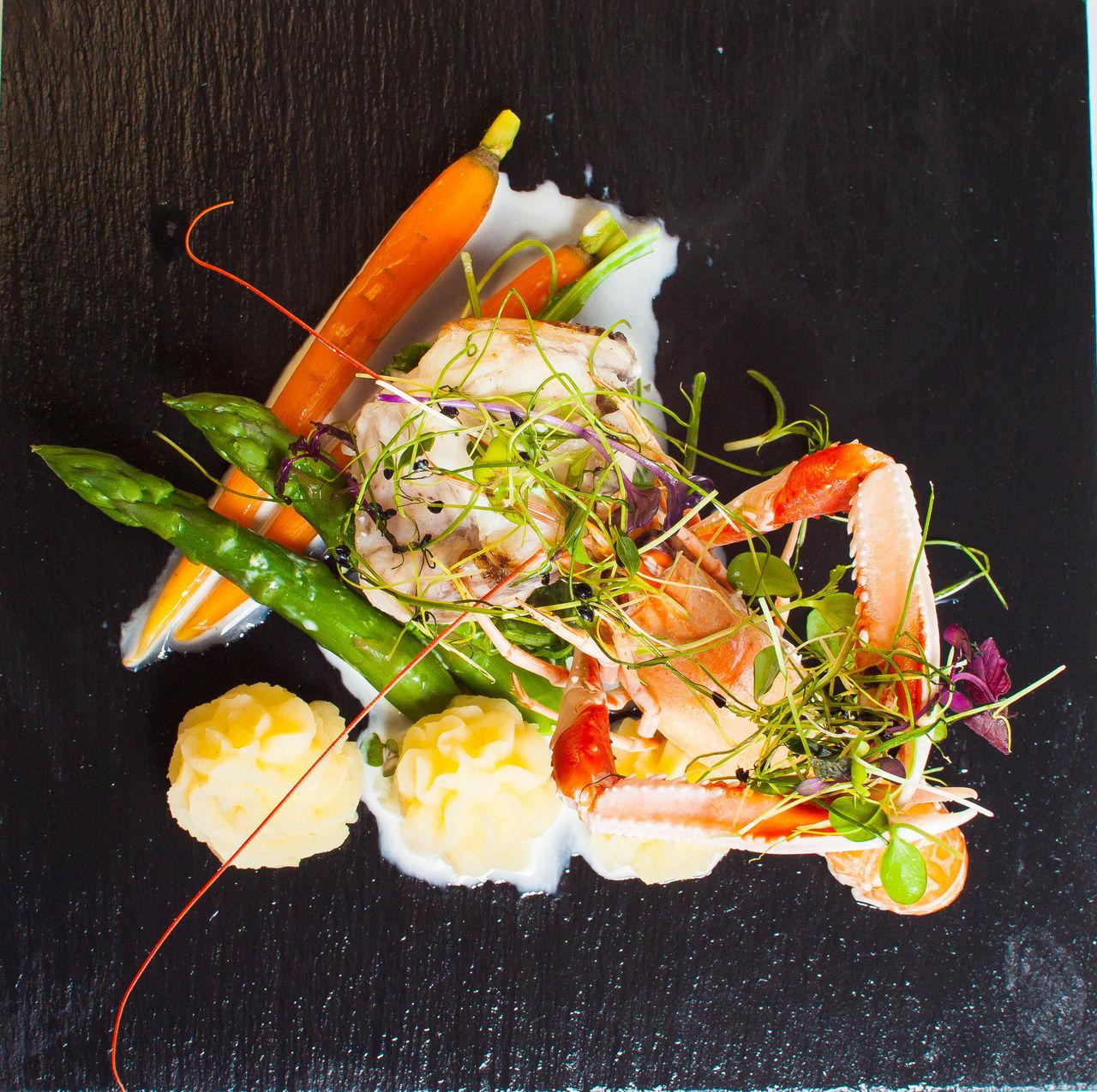 Comida Cooking Dish Eat Food Hospitalitylife Hosteleria Manu Marisco Platos Sea Seafood Vegetable