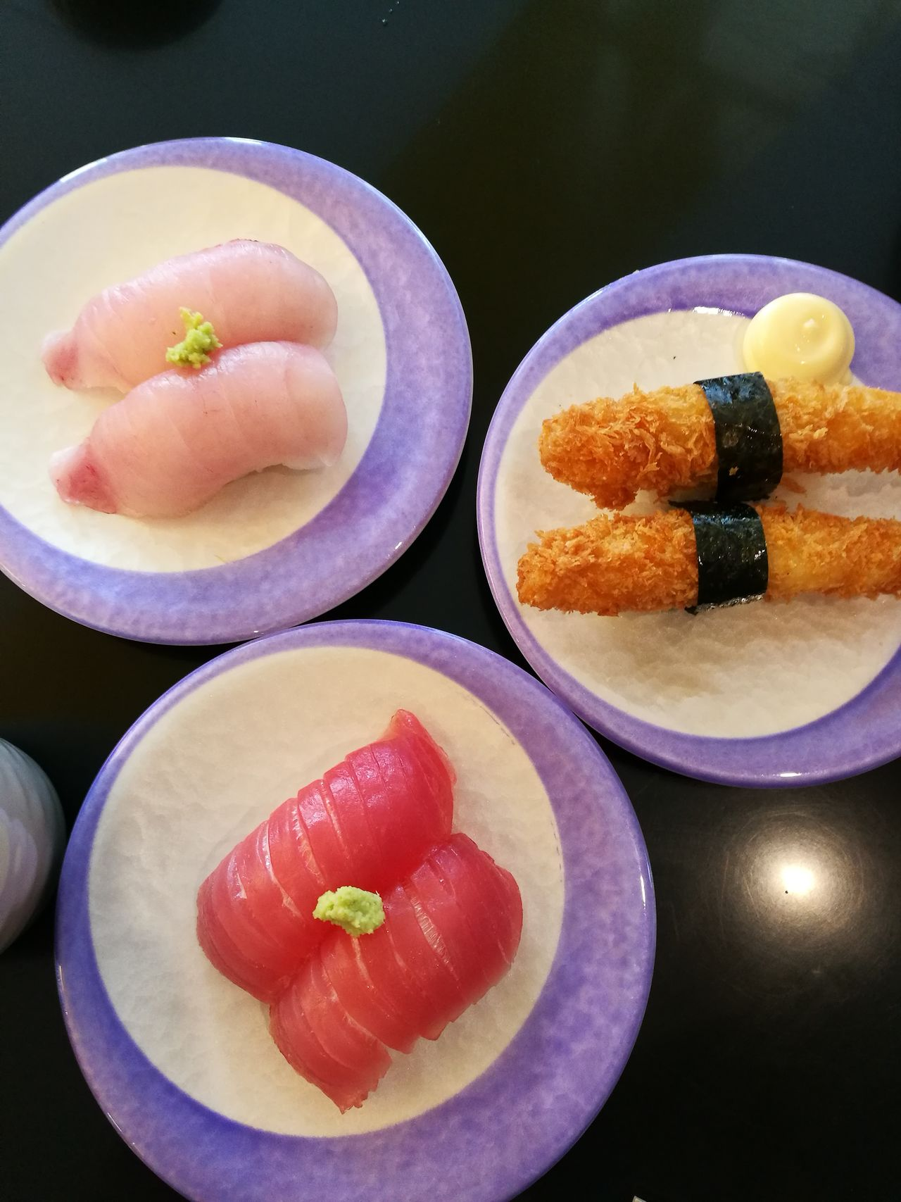 Sushi train Plate Food Freshness Sushi Sushilover Sushi Time Japanese Food