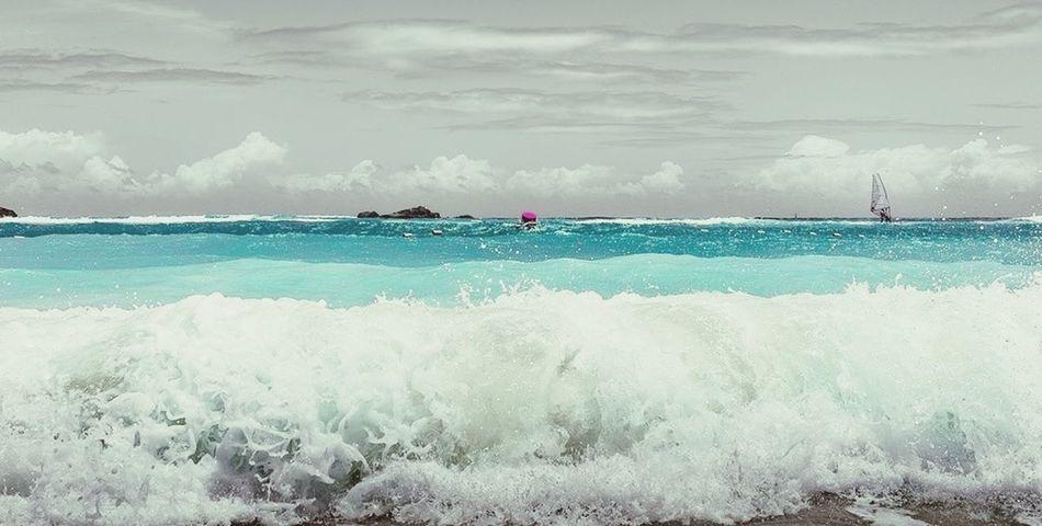 St Barths , Life Is A Beach