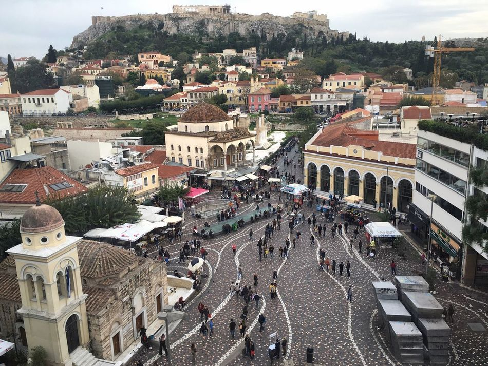 Beautiful stock photos of athens, Architecture, Athens, Building Exterior, Built Structure