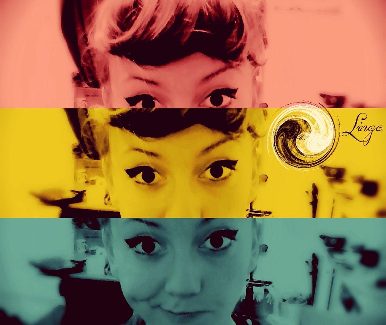 Vintage Girl VSCO Selfie Self Portrait Selfportrait My Girl Vscocam Vintage Fashion Vintage Hair