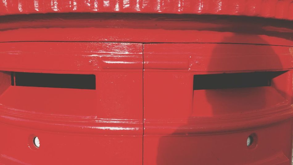 Royal Mail Red Post Box