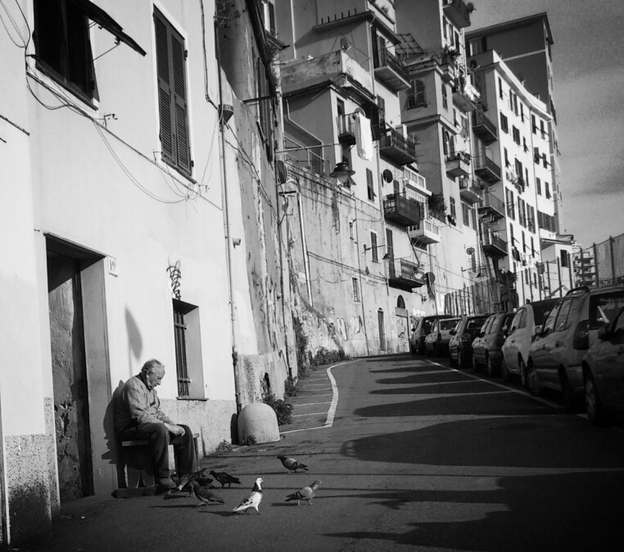 Street Life Streetphoto_bw Eye4photography  Get Lost Bw_collection Zena4ever