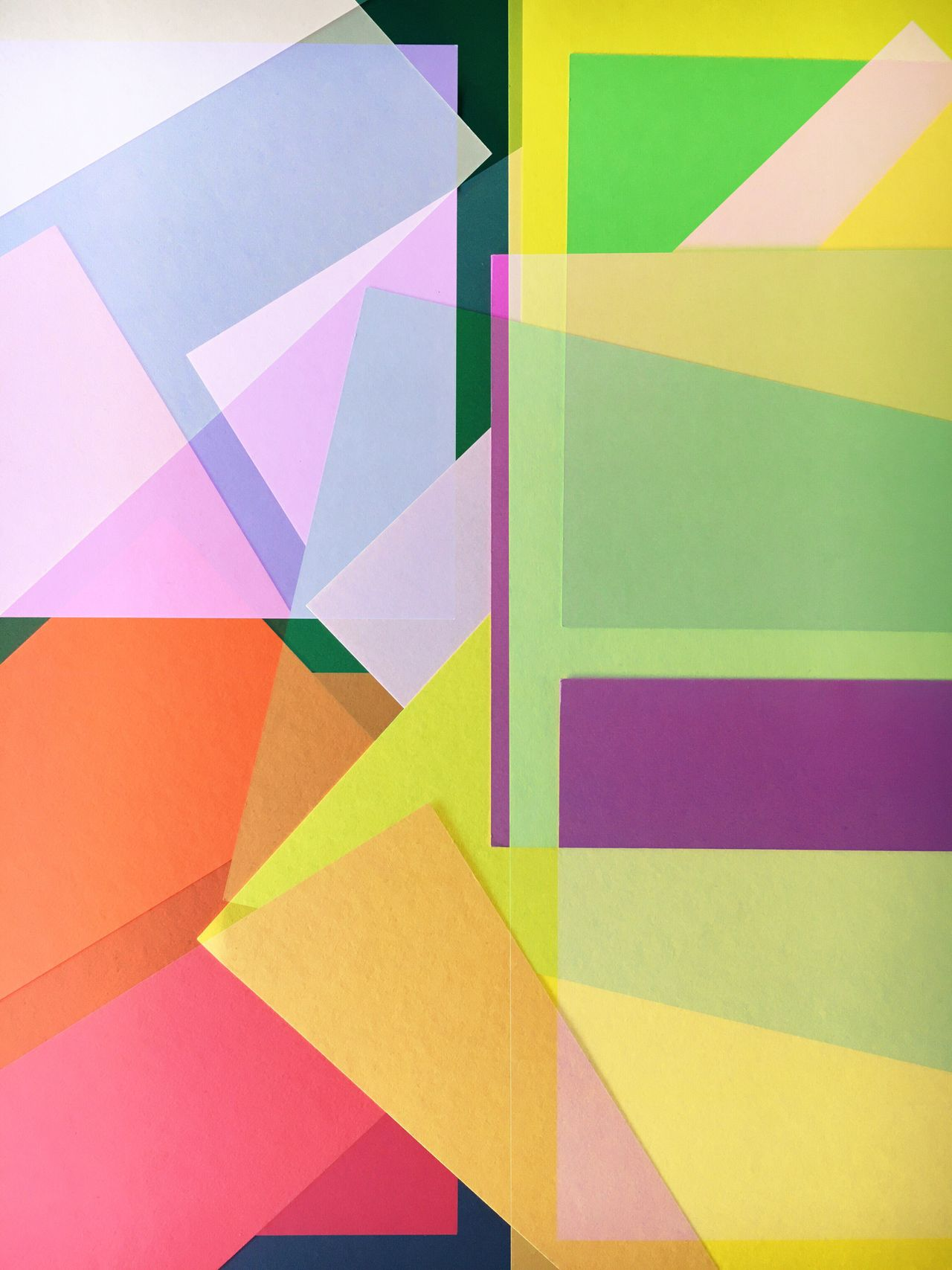 Multi Colored Backgrounds Indoors  No People Close-up Day Geometric Shape Geometric ArtWork Artworks Contrasts Structure Colorful Creative Structures Design Built Structure Geometric Shapes Colored Background Abstract Lifestyles Style Building Exterior Papers Paper View