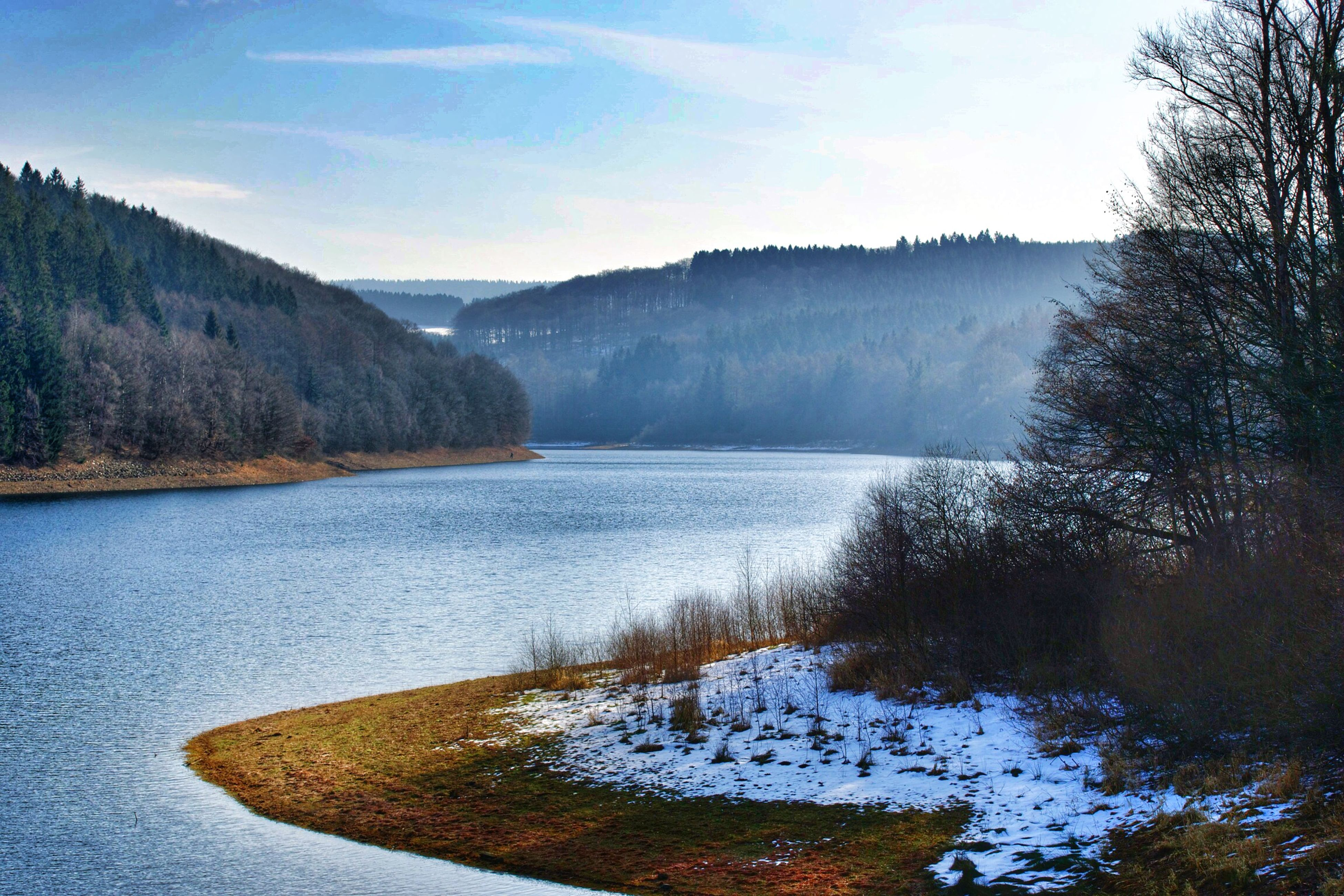 Homelands... Water and forrest Taking Photos Nature Photography Enjoying Life Landscape Nature_ Collection  Winter EyeEm Nature Lover Eye Em Best Shots Water