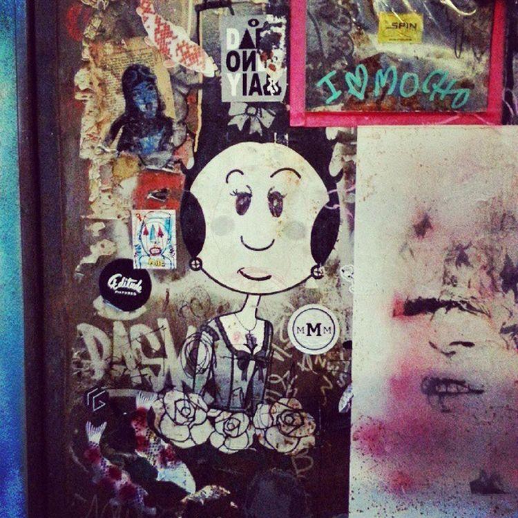 Berlin Streetart StreetGrafitti Oliveoyl Popeye