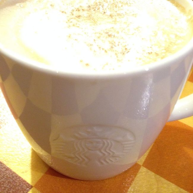 Another way to survive winter Coffee And Cigarettes Coffee Break Soy Latte
