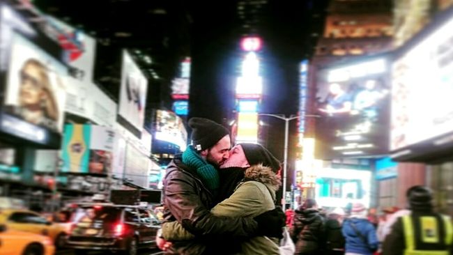 Times sq with my love Newyorkcity TimesSquare Times Square NYC Love GayLove Holidays Lovenewyork