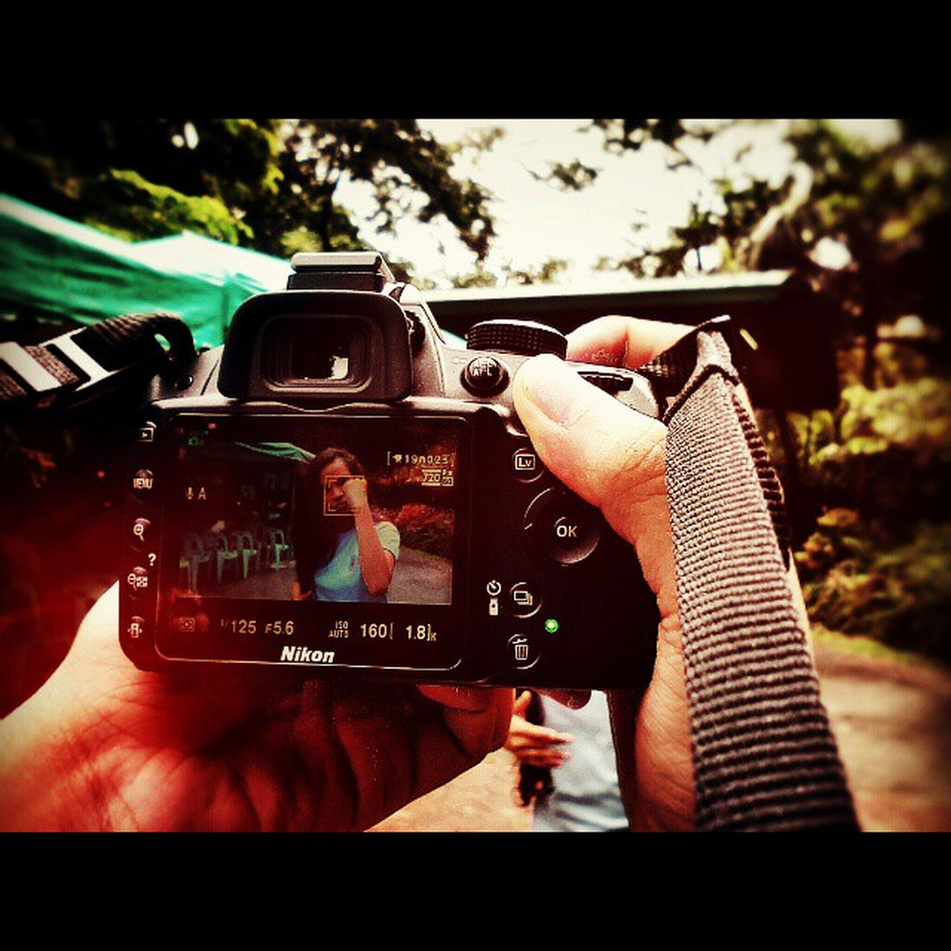 Photogrid Vlog News QuezonCircle IDD DEAFCOMMUNITY