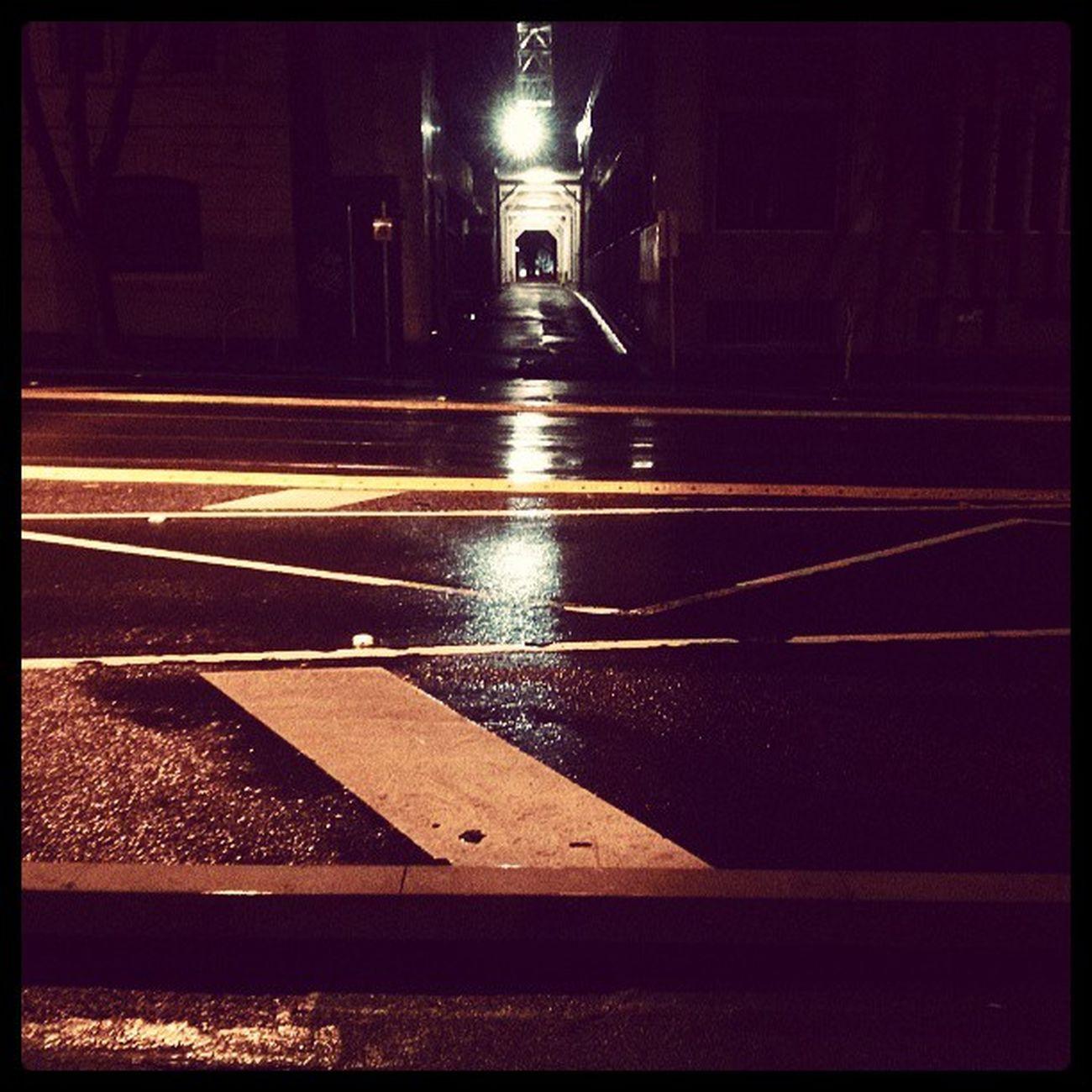 Rainy night a-again